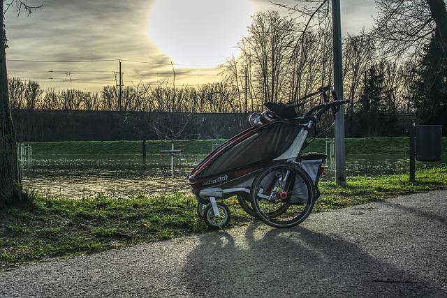 Praktikus kerékpár utánfutó