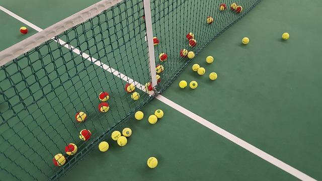 Strapabíró teniszpálya burkolat