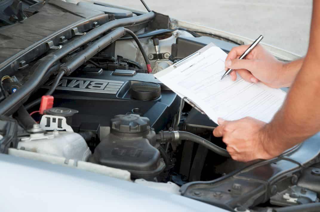autó állapotfelmérés