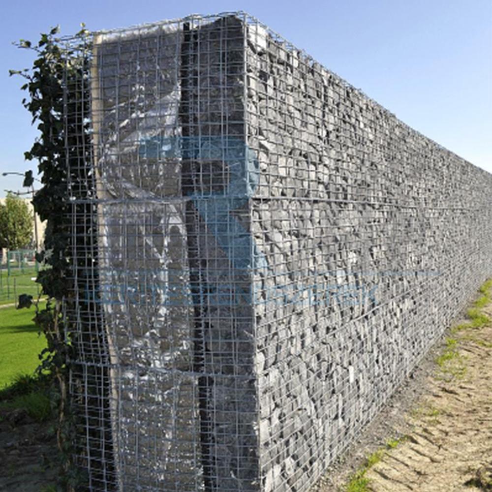 zajvédő fal